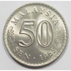 50 sen 1985