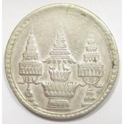 1 baht 1869