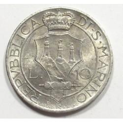 10 lira 1932
