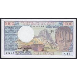 1000 francs 1978