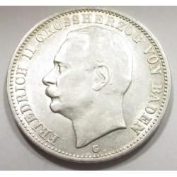 3 mark 1912 G - Baden