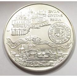 500 forint 1990 - King Matthias II. Buda