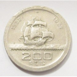 200 reis 1932 - Colonisation