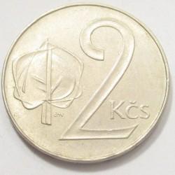 2 korun 1991
