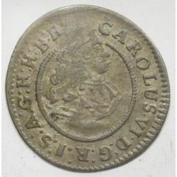 Charles VI. poltura 1726