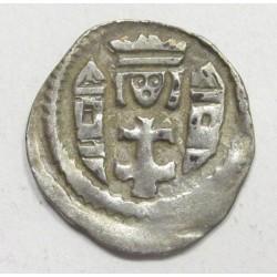 Béla IV. dénár ÉH246