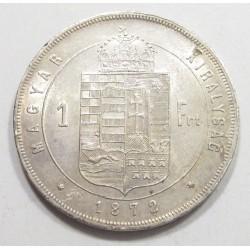 1 forint 1872