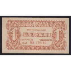 1 korun 1944