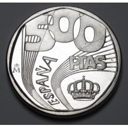 500 pesetas 1987 - Essai