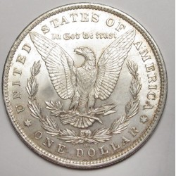 Morgan dollar 1883 O