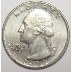 quarter dollar 1978