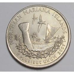 quarter dollar 2009 P - Northern Mariana Islands