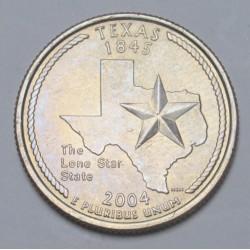 quarter dollar 2004 P - Texas