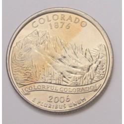 quarter dollar 2006 D - Colorado