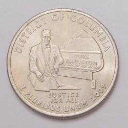 quarter dollar 2009 P - District of Columbia
