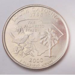 quarter dollar 2000 P - South Carolina
