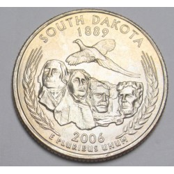 quarter dollar 2006 P - South Dakota