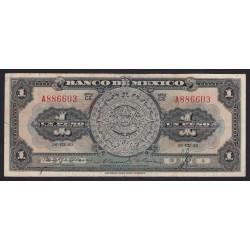 1 peso 1950