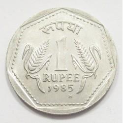 1 rupee 1985 H