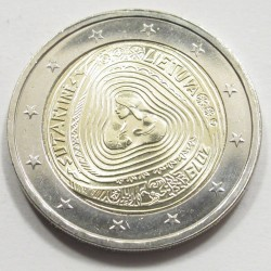 2 euro 2019 - Lithuanian multipart songs