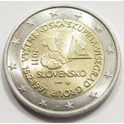 2 euro 2011 - 20th Anniversary of the Visegrad Group