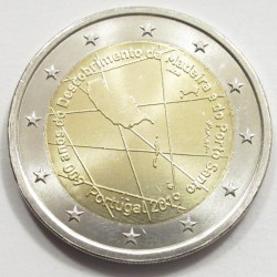 2 euro 2019 - 600th Anniversary of the discovery of the Madeira archipelago
