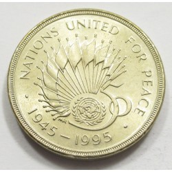 2 pounds 1995 - 50th anniversary of the United Nations