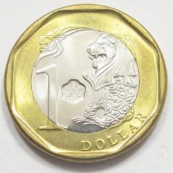 1 dollar 2017