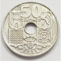 50 centimos 1964