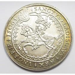 Ulászló II. guldiner 1506-1972 restrike