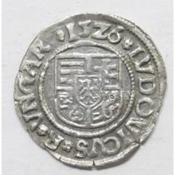 Lewis II. denar 1526 KB ÉH673