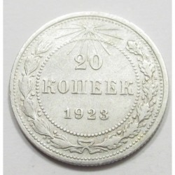 20 kopeks 1923