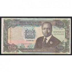 200 shillings 1992