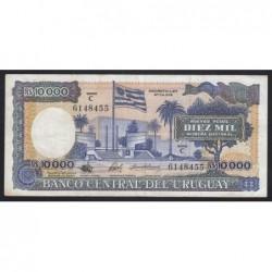 10000 pesos 1987