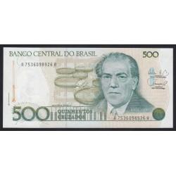 500 cruzados 1987