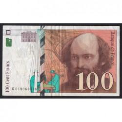 100 francs 1997