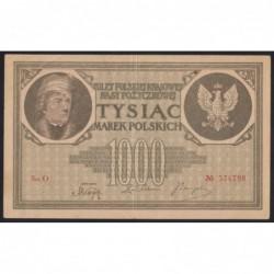 1000 marek 1919