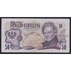 50 schilling 1970