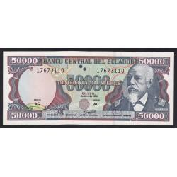 50000 sucres 1997