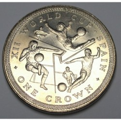 1 crown 1982 - World Cup Spain