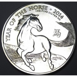2 pounds 2014 PP - Year of the Horse