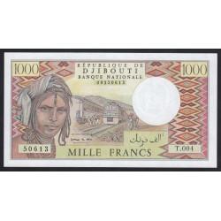 1000 francs 1991