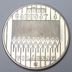100 forint 1983 - FAO