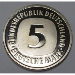 5 mark 1980 F PP