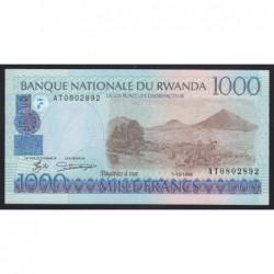 1000 francs 1998