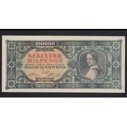 100.000 milpengõ 1946