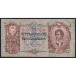 50 pengõ 1932