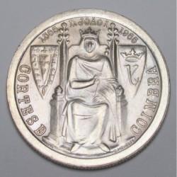 25 escudos 1985 - Aljubarrota csata