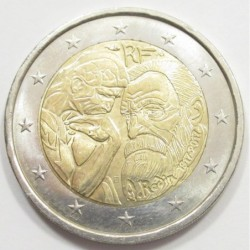 2 euro 2017 - 100th anniversary of the death of Auguste Rodin