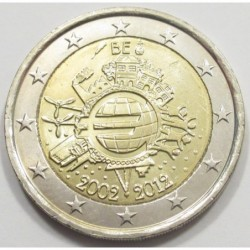2 euro 2012 - 10 years of Euro